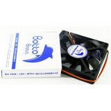 Micro Ventilador 80x80x15 Mm Fan Cooler 12v Dc Mini 80mm 8cm