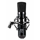 Microfone Aria Mxl  Grande Diafragma Condensador 990 991