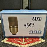 Microfone Condensador Mxl 990 C  Shockmount   Nf   Grtia