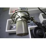 Microfone Condensador Mxl 990s   Teia