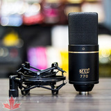 Microfone Condenser Mxl 770   Nf E Garantia