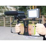 Microfone Takstar Sgc 598 Dslr Canon Nikon Pronta Entrega