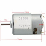 Mini Motor Cc 12v Eixo 2 3mm Micro Motor Mini Mandril