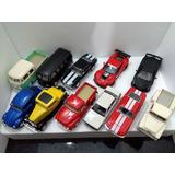 Miniatura Colecão Carrinhos Varios Modelos Unidade 1 32
