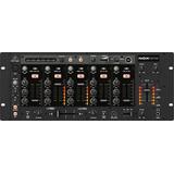 Mixer Profissional P Dj 5 Canais   Behringer Pro Nox1010  nf