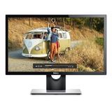 Monitor Led Full Hd 21 5  Widescreen Dell Se2216h Preto