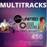Multitrack Pacote  600 Multitracks Gospel Original Vs Aberto