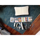 Nintendo Wii Com Balance Board