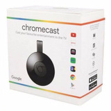 Novo Google Chromecast 3 Hdmi 1080p Chrome Cast 3 Original