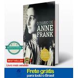 O Diario De Anne Frank Livro Novo Lacrado Frete Gratis