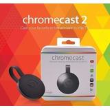 Original Googlechromecast Novo Lacrado Hdmi 1080p Streaming