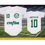 491e233d25 Palmeiras Verdão Body Times Palmeiras Body Ou Camiseta