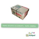 Papel Sulfite A4 resma 500fls  compre Só  6 Resmas   Pedido