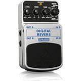 Pedal Behringer P  Guitarra Digital Reverb Dr600