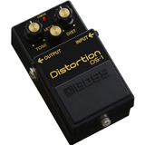 Pedal Boss Ds 1 4a 40th Anniversary Distortion Pedal