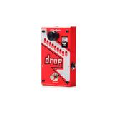Pedal De Efeitos Digitech The Drop Tune Pitch Shifter Para G