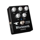 Pedal De Guitarra Distorção Bbe Distortion Blacksmith   Nf