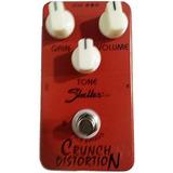 Pedal De Guitarra Shelter Crunch Distortion   Pd0987