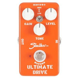 Pedal De Guitarra Shelter Ultimate Drive   Pd0984