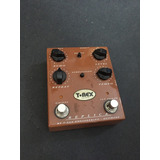 Pedal Delay T Rex Replica   Delay Do Gilmour