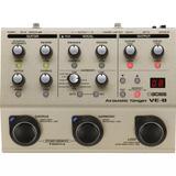 Pedal Efeito Boss Ve8 Voz Violão Processador Loja Autorizada