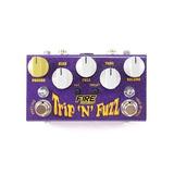 Pedal Efeito Fire Trip n Fuzz P Guitarra   Baixo Trip N Fuzz