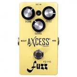Pedal Fuzz Axcess By Giannini