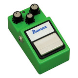 Pedal Ibanez Tube Screamer Ts9 Overdrive Made In Japan   Nf
