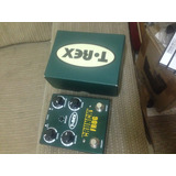 Pedal T rex   Crunchy Frog Overdrive E Boost    Troco