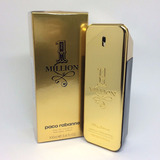 Perfume Paco Rabanne One 1 Million 100ml Masculino   Amostra