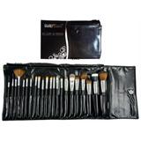 Pincel Maquiagem Linha Profissional Kit C  22   Macrilan Top