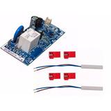 Placa Eletrônica Geladeira Consul Crd36 37 45 48   2 Sensor