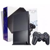 Play 2 Desbloqueado   1 Controle   3 Jogos Playstation 2