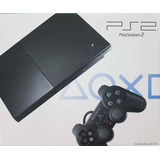 Playstation 2 Slim Ps2 Destravado Novo