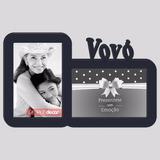 0ae510fa229 Porta retrato Vó Família Vovó Presente Criativo