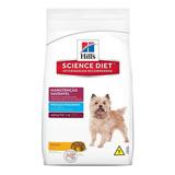 Ração Hill s Manutenção Saudável Science Diet Cachorro Adulto Raça Pequena 3kg