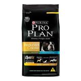 Ração Pro Plan Reduced Calorie Cachorro Adulto Raça Pequena Frango arroz 2kg