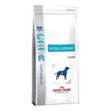 Ração Royal Canin Hypoallergenic Veterinary Diet Canine Cachorro Todos Os Tamanhos 2kg