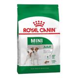 Ração Royal Canin Mini Adult Size Health Nutrition Cachorro Adulto Raça Pequena 1kg
