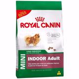 Ração Royal Canin Mini Indoor Adult Raças Pequenas 7 5 Kg