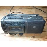 4fbb9ae246c Radio Antigo Cce Am fm Toca Fitas Com Gravador