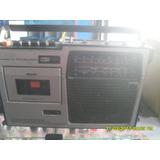 Radio Gravador Antigo Cce P Restauro Não Funciona