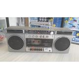 77cc443409e Rádio Microsystem Am fm K7 Cce Ms 10 Removíveis