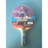 8920cb77a Raquete Tenis De Mesa Butterfly Timo Boll 2000