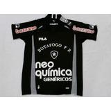 Rara Camisa Botafogo Goleiro Oficial Fila 2010 2011 29be223489ed6