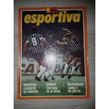 Rara Revista Manchete Esportiva Nº 1 Bloch 1977 Com Pôster