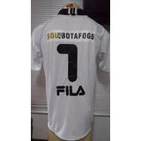 Raridade Camisa Sou Botafogo Oficial Fila 2010 2011 Nova bb35ca04af176