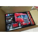 Rc Caminhao Tamiya Truck 1:14 Scania R620 6x4 High 56323