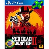 Red Dead Redemption 2 Ps4 Original 1   Envio Já