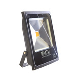 Refletor Led 50w Maxtel   Sensor Fotocelula Branco Frio Ip66